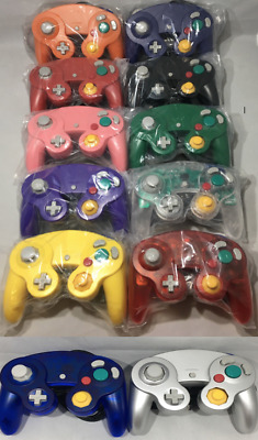 Brand New Gamecube Controller For The Nintendo Gamecube Ngc - Choice Of Colors