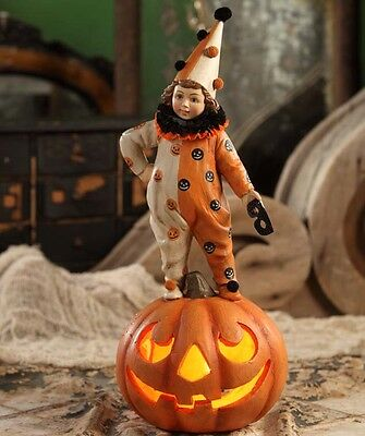 Bethany Lowe Halloween Clown Girl Closeout!!! New TD4029