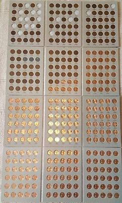 1909 VDB - 2016 Lincoln Cent Collection P D S + Indian + BU Wheat Penny + Proof