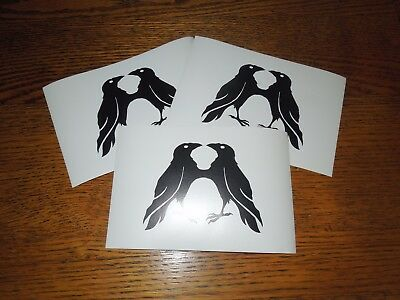 """Vintage 1990s The Black Crowes """"Taller"""" Fan Club Sticker Perfect & Never Used"""
