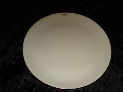 Vintage Ford Motor Company Fomoco Castleton China Dinner Plate