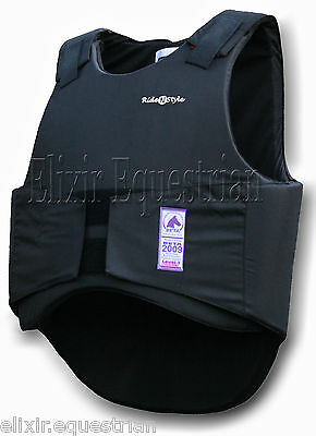 Elixir Latest Horse Riding Body Protector Vest Child Beta New