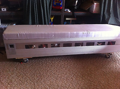 """Ride on train (5"""" gauge) carriage or bench seat"""