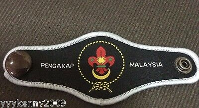 SCOUTS OF MALAYSIA Official Woggle