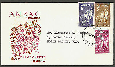 RARE VICTORIA POSTMARK ON FDC: MAIL EXCHANGE MELB (rated 3R)