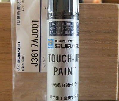 SUBARU Automobile GenuineTouch Up repair paint made from Fuji Heavy Industries