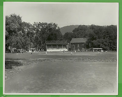 VTG Doubleday Field Cooperstown File Photo Published American Heritage Dec 1958