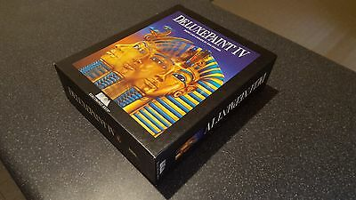 Amiga Deluxe Paint 4 Box. Possible Postage.