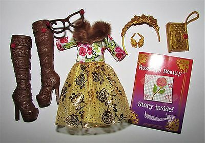 Clothes & Shoes etc from Ever After High/Monster High Rosabella Beauty Doll