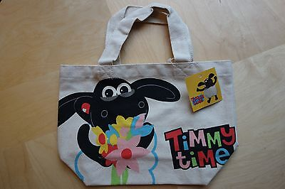 TIMMY TIME Timmy's Tote Bag size 30×20×9.5cm Japan import *NEW* SHAUN the SHEEP