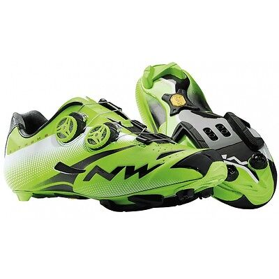 Northwave Extreme Tech MTB Plus Cycling Shoes Size 40 UK 6.5 US 7.5
