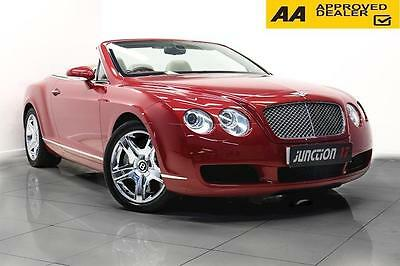 Bentley Continental GTC 6.0 W12 Automatic 2dr Convertible