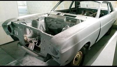 1968 two door ford falcon/comet