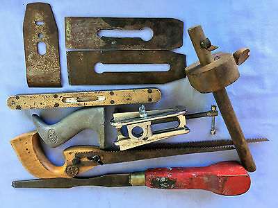 Lot of Woodworking Tools