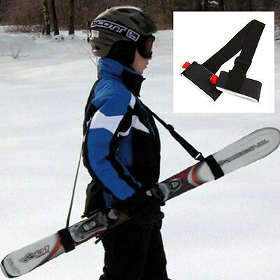 Outdoor Ski Snowboard Sking Shoulder Hand Straps Binding Protection Tie