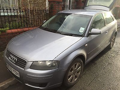 Audi A3 2.0 TDi , 2003, Mileage 143.000, Spares or Repairs (See Details) CAT D