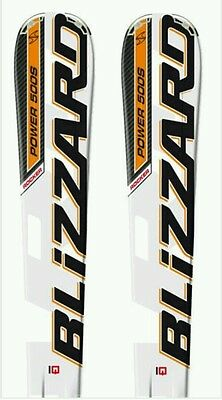 Blizzard 500s 2014 carving rocker skis 167 cm with poles.RRP 500$