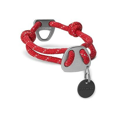 Ruffwear Knot-a-Collar Red Currant Large