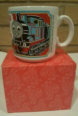 Thomas The Tank Engine & Friends 1990 Mug ~ New/boxed