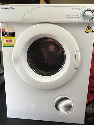 Fisher And Paykel Clothes Dryer - Works Well But Timer Broken