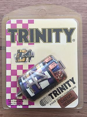 "- - - Trinity NIB ""D4"" 12x2 modified motor, vintage brushed motor - - -"