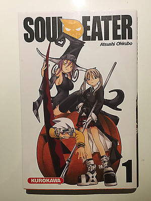 Soul Eater - Tome 1