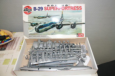 Maquette - B29 Superfortress - Airfix - 1/72  - Model Kit - Complete