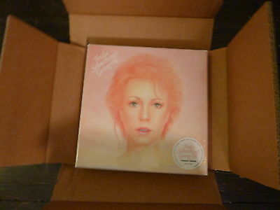 "Sealed FRIDA Something's Going On DELUXE SIGNED BOX SET 7"" CD DVD Autograph ABBA"