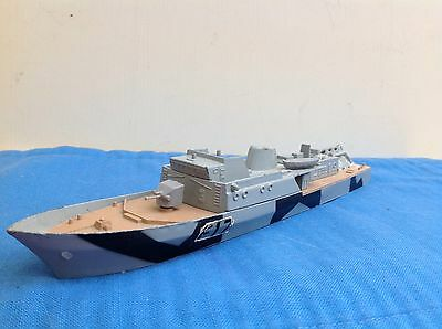 Dinky Boat Model No671 MK1 Corvette (produced 1976 To 1978 ) Unboxed.