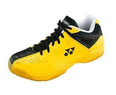 Yonex Junior SHB01JREX Badminton Shoe-Flash Yellow
