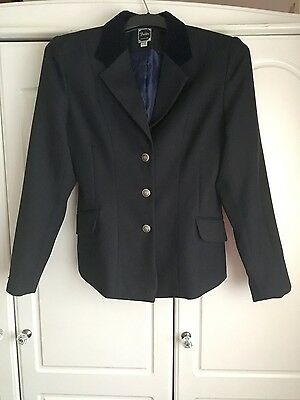 girls show riding jacket