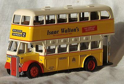 Newcastle Corporation bus route 2 to Walker. Forward Models EDN-12