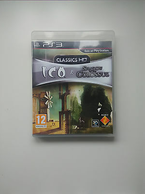 Ico y Shadow of the Colossus HD Collection PS3