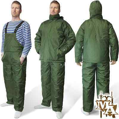 2pc All Weather Waterproof Carp Fishing Hunting Thermal Suits M - XXXL NGT