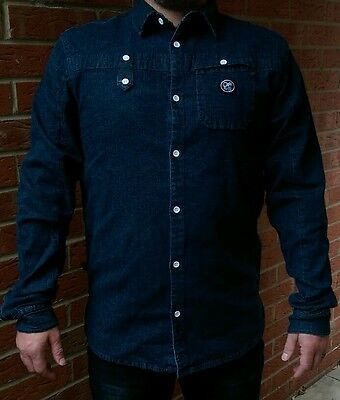 Dare 2b Denim Kingsway Cycling Shirt