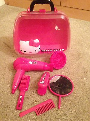 Hello Kitty Toy Hairdressers Set