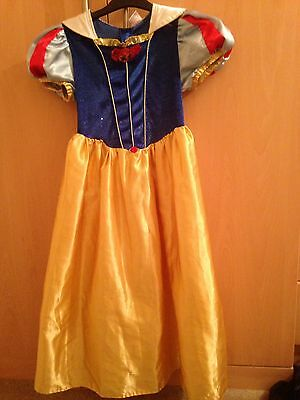 Disney Snow White Dressing Up Age 7-8 Years