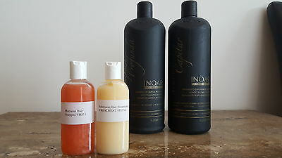 Brazilian Keratine Morrocan Treatment Blow Dry System 2 X 100 ML FREE DELIVERY