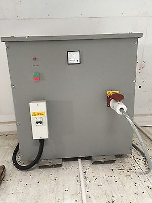 Rotary Phase Converter 60A
