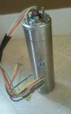 """Franklin 2243009203 1.5 HP Single Phase 230V 4"""" Submersible Water Well Motor"""