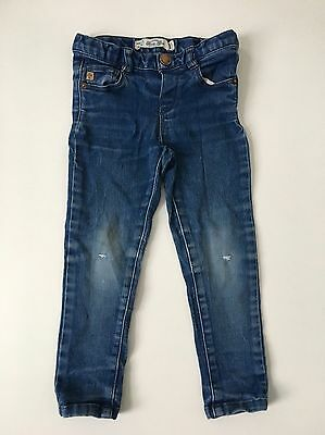 Zara Girls Jeans 2-3