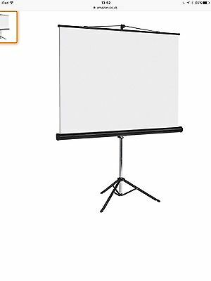 Bi-Office 1500 mm Tripod Projection Screen