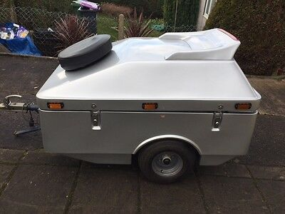 Goldwing Trailer / Camping Trailer / similar Squire D18 SE