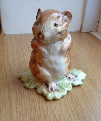 Beswick Beatrix Potter 'Timmy Willie from Johnny Town Mouse ' Figure