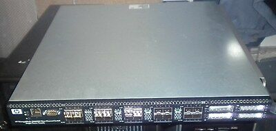 HP Storageworks SN6000 Fibre Channel FC 24 Port Switch