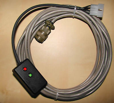 CODAN 9350 tuner to Icom Transciever interface cable.IC 706