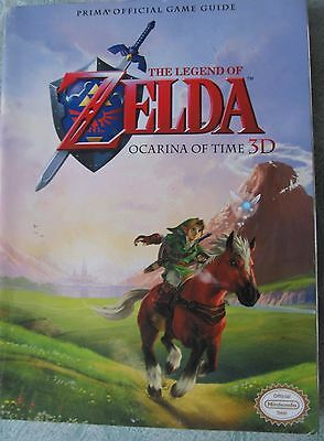 Prima Official Game Guide The Legend Of Elda Ocarina Of Time