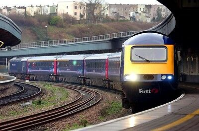 St Ives/Penzance to Brighton and back. TRAIN. anytime 28 day return. GWR only