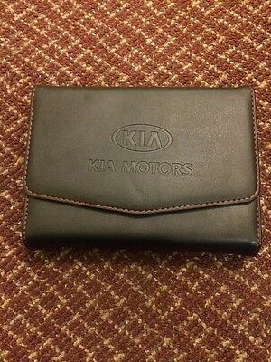 New 2014 Kia Sorento Owners Manual User Guide Driving Book Instructions