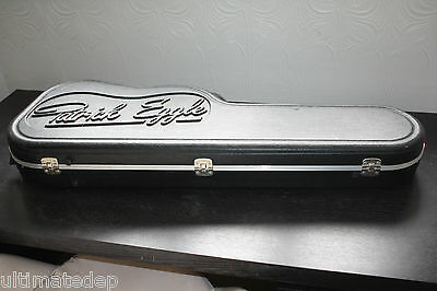 Patrick Eggle Vintage early 90's Berlin guitar case made by Hiscox